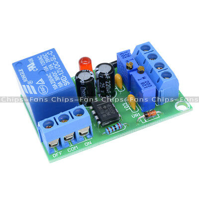 XH-M601 Battery Charging Control Board 12V Charger Power Supply Module