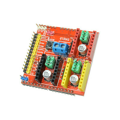 CNC Shield A4988 Driver Expansion Board for Arduino V2 Engraver 3D Printer New