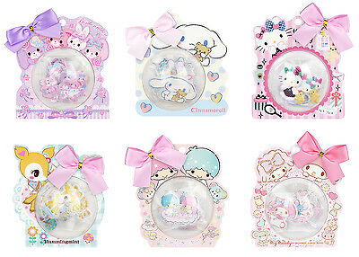 Sanrio Stickers in Capsules x 6