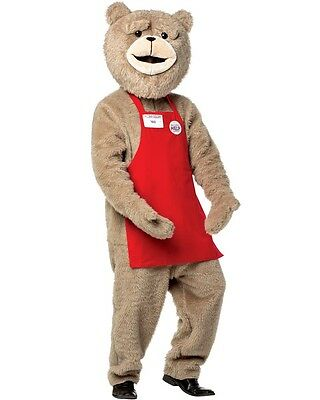 Ted 2 Apron One Size