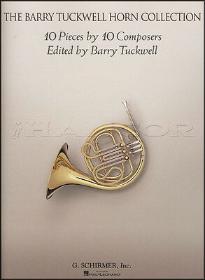 The Barry Tuckwell Horn Collection Classical Sheet Music Book Strauss Mozart