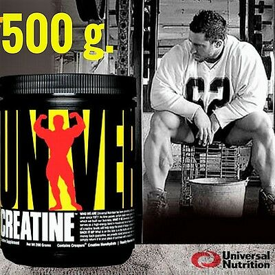 Animal Universal Nutrition Creatine 500G.
