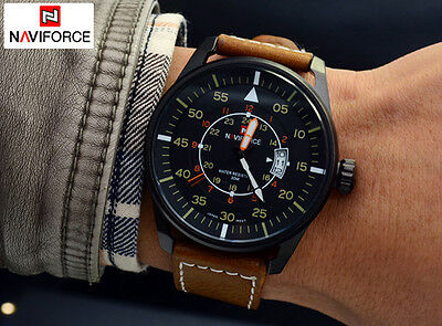 Military Style Men Japan Quartz Watch Orologio Militare Uomo