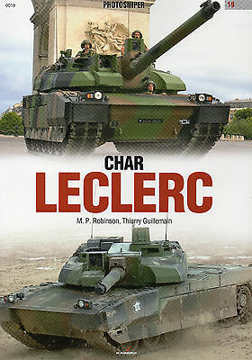 Char Leclerc by Thiery Guillemain, M. P. Robinson (Paperback, 2015)