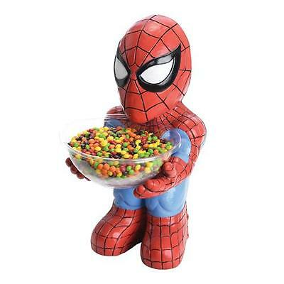 Spiderman - 20 Inch Giant Figure And Candy Bowl - New & Official Marvel Comics