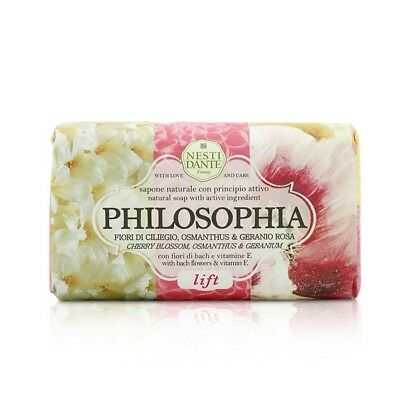 Nesti Dante Philosophia Natural Soap - Lift - Cherry Blossom, Osmanthus & Gerani