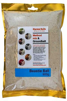 Beastie ball method mix for carp and coarse fishing