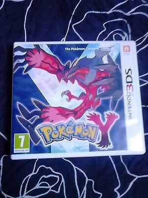 Pokemon Y - Nintendo 3DS - FR