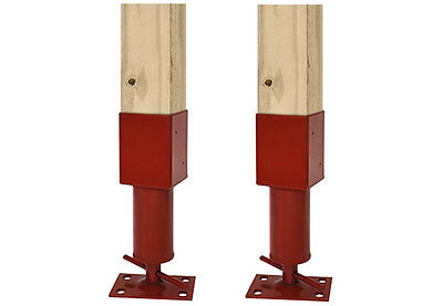 """Jack Post S301944PC 2 Count Adjustable 4"""" Temporary Shoring Jack"""