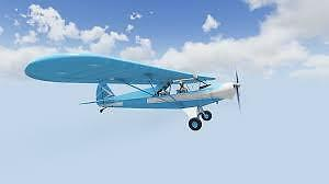 Piper PA-18 Super Cub Plans / Drawings / Documents