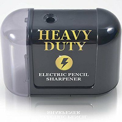 Pencil Sharpeners Artist Choice Battery Powered Heavy Duty Helical Blade Pencil