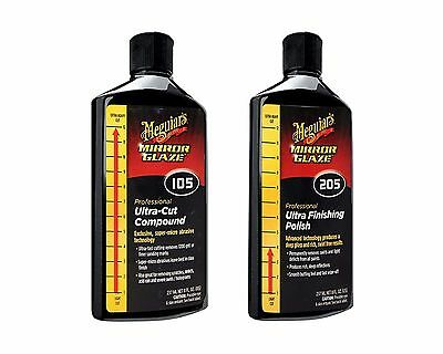 Polishing Kit Meguiar's M105 + M205 - 2 x 237 ml