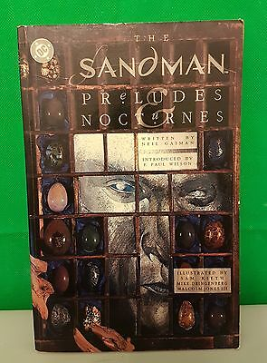 Sandman Preludes and Nocturns Graphic Novel DC (o)
