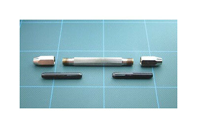 4 Jaw Double Ended Pin Vice - Expotools 75012- free post