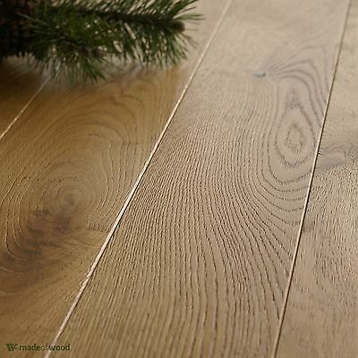 Classic Floorboards - Oak Prime - Brushed & Osmo Natural Oiled (DD11) Wood Floor