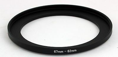 187724 Step Up Ring 67mm to 82mm NEW