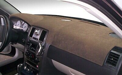 Fits Infiniti G20 G25 G35 G37 2008-2013 Brushed Suede Dash Board Cover Mat Grey