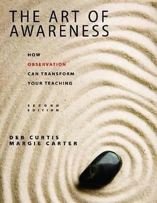 NEW The Art of Awareness By Margie Carter Paperback Free Shipping
