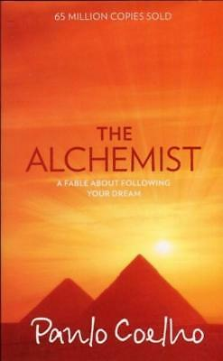 NEW The Alchemist By Paulo Coelho Paperback Free Shipping