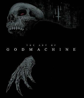 NEW The Art of Godmachine By Godmachine Hardcover Free Shipping