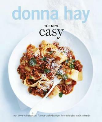 NEW The New Easy By Donna Hay Paperback Free Shipping