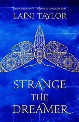 NEW Strange the Dreamer By Laini Taylor Paperback Free Shipping