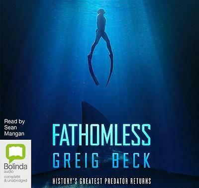 NEW Fathomless By Greig Beck Audio CD Free Shipping