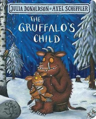 NEW The Gruffalo's Child By Axel Scheffler Board Book Free Shipping