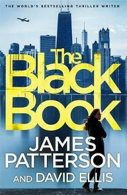 NEW The Black Book By James Patterson Paperback Free Shipping