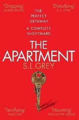 NEW The Apartment By S. L. Grey Paperback Free Shipping