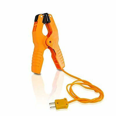 Electronics Features PYLE Meters PCTL01 Pipe Clamp Temperature Lead