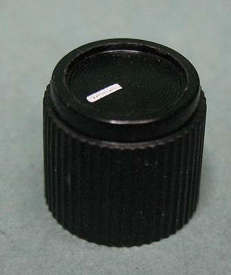 "Quantity(10) Raytheon Knob 1/2"" Diameter 1/2"" High 1/4"" Shaft"