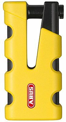 Abus Brake Pad Lock Granit Sledg 77 grip yellow
