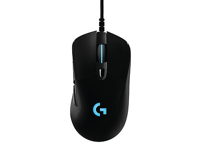 Logitech G403 Prodigy Gaming Mouse with High Performance Gaming Sensor 12000DPI