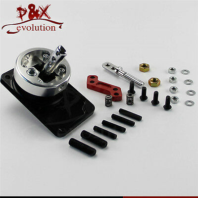 83-04 Ford Mustang Thunderbird T5 T45 Racing Short Throw Quick Shifter Red