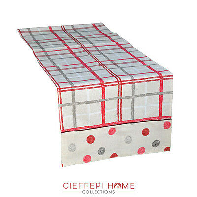 Runner Cortina - Cieffepi Home Collections