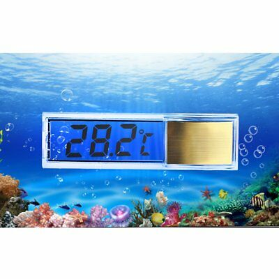 Digital LCD Fish Reptile Aquarium Tank Temp Water Marine Temperature Thermometer