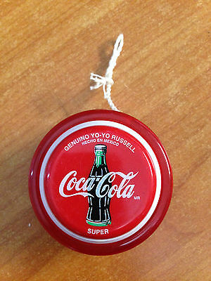 Genuine Russell Coca Cola Super Yo-Yo - Made in Mexico