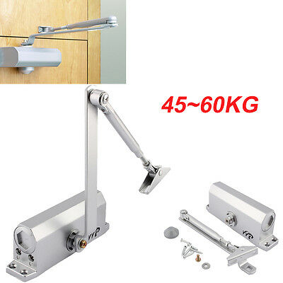 High Quality Auto FIRE RATED Overhead Door Opener Closer Adjustable 45-60KG New