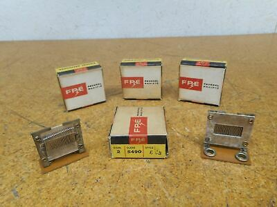 Federal Pacific FPE 5490 Style F.63 Overload Heater Elements New (Lot of 8)