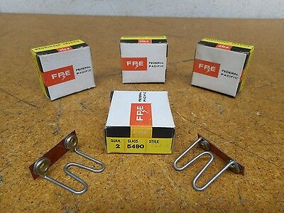 Federal Pacific FPE 5490 Style F12.6 Overload Heater Elements New (Lot of 8)
