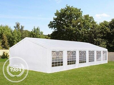 Perfect 5x12m Marquee Event Tent for Party/Wedding 12x5m Strong PE Tarpaulin