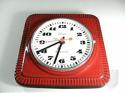 chronoquartz PopArt    KIENZLE    Küchenuhr Ceramic Kitchen Clock ~ 1970 ...
