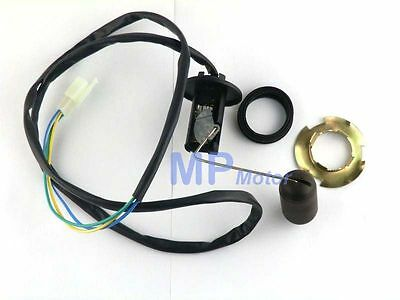 Gas Tank Float Fuel Level Sensor Sending Unit for Baron BMS Retro Scooter