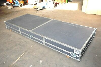 Transport-Case, Flightcase, Marke Mountaine-Case, lxblxh (ca. 290 x109 x 27 cm)