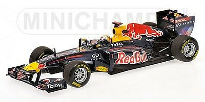 Red Bull Rb7 Sebastian Vettel World Champion 2011 Formula 1 1:43 Model