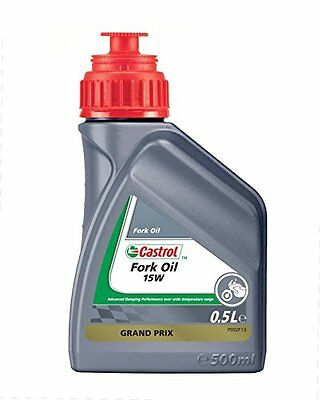 Castrol Fork Oil 15W, 500ml