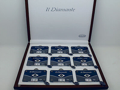 Diamante in Blister F/G-IF/VVS Excellent disponibili tutte le carature!