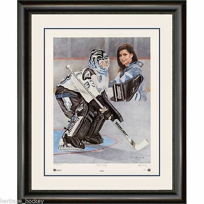 First Lady – Manon Rheaume Limited Edition Print