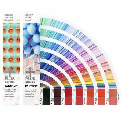 Pantone 2018 GP6102N Color Bridge Coated & Uncoated Guides (Replaces GP5102)